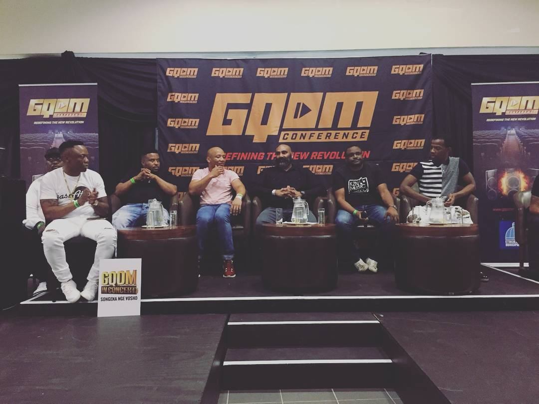 Gqom Music Conference