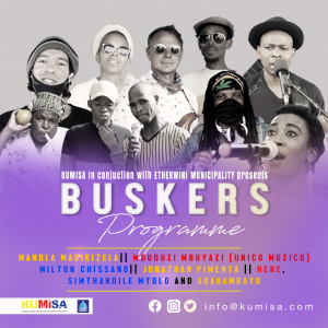 BUSKERS PROGRAMME